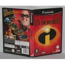 Los Increibles GameCube