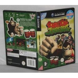 Donkey Kong Jungle Beat Gamecube