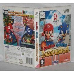 Mario & Sonic en los Juegos Olímpicos Wii