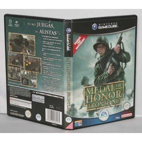 Medal of Honor Frontline Gamecube
