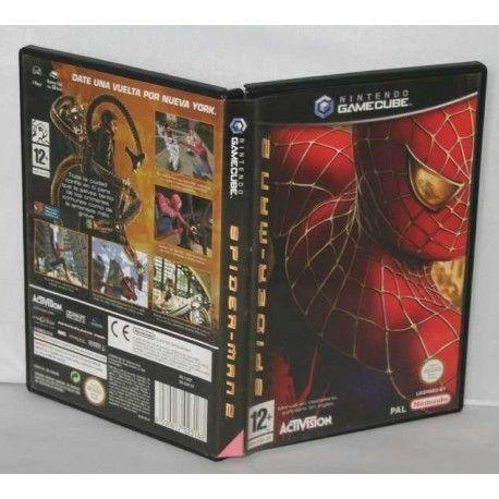 Spider-Man 2 Gamecube