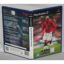 David Beckham Soccer PS2