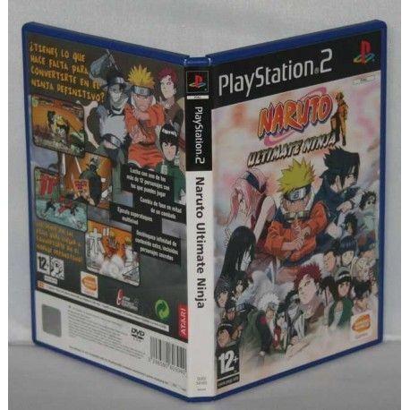Naruto Ultimate Ninja PS2