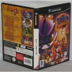 Spyro: A Hero's Tail Gamecube