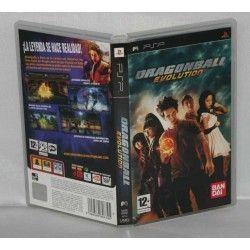 Dragon Ball Evolution PSP