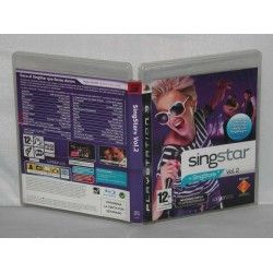 SingStar Vol.2 PS3