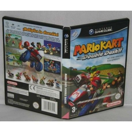 Mario Kart: Double Dash!! Gamecube