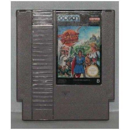 Legend of Prince Valiant NES