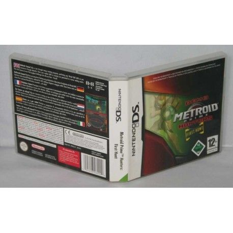 Metroid Prime Hunters: First Hunt NDS