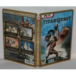 Titan Quest Edición Metálica PC