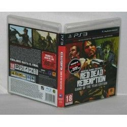 Red Dead Redemption: Game of the Year Edition PS3