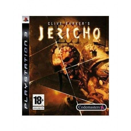Clive Barker''s Jericho PS3