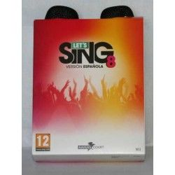 2 Micros Wii (Let's Sing)