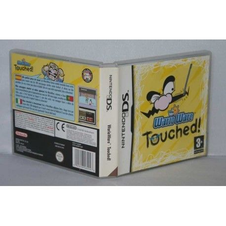 Wario Ware Touched NDS