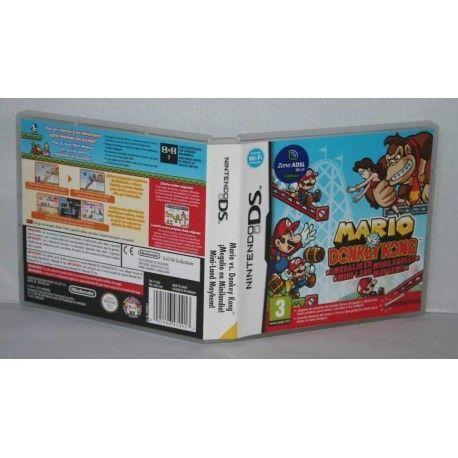 Mario vs. Donkey Kong: megalio en minilandia NDS