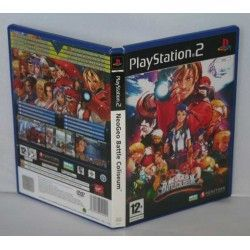 Neo Geo Battle Coliseum PS2
