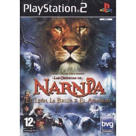 Las Crónicas de Narnia: El León, la Bruja y el Armario PS2