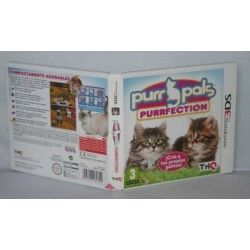 Purr Pals Purrfection 3DS