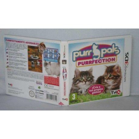 Purr Pals Purrfection 3DS