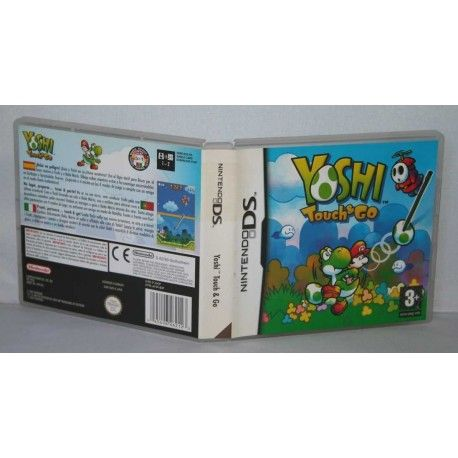 Yoshi Touch & Go NDS