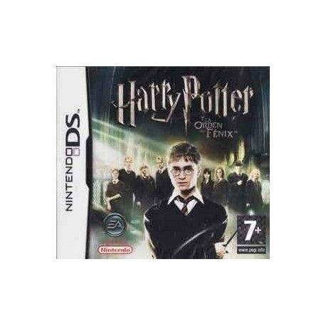 Harry Potter y la Orden del Fénix NDS