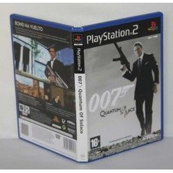 Quantum of Solace PS2