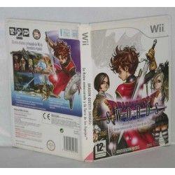 Dragon Quest Swords La Reina Enmascarada Y Torre De Los Espejos Wii