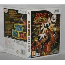 The Secret Saturdays: Beasts of the 5th Sun Wii