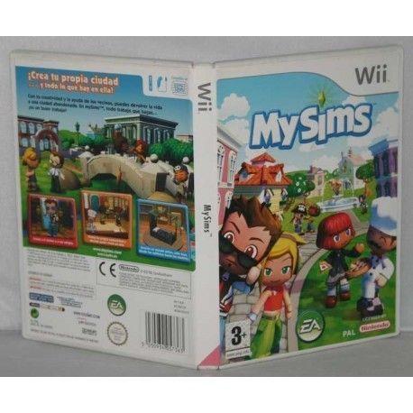 MySims Wii