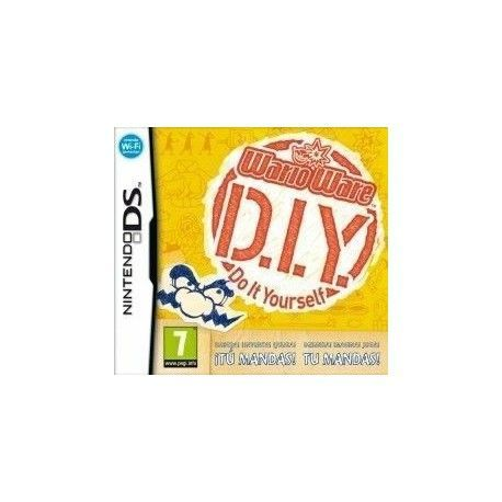 WarioWare: do it yourself NDS