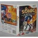 Sonic y los Anillos Secretos Wii
