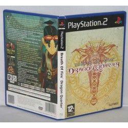 Breath of Fire: Dragon Quarter PS2
