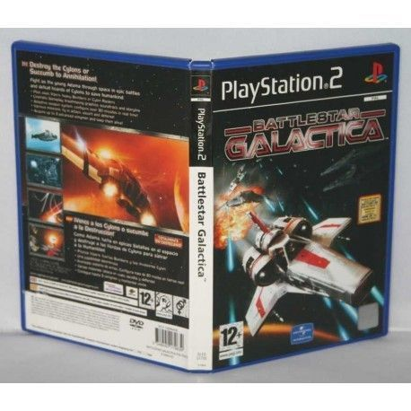 Battlestar Galactica PS2