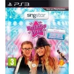 Singstar Patito Feo PS3