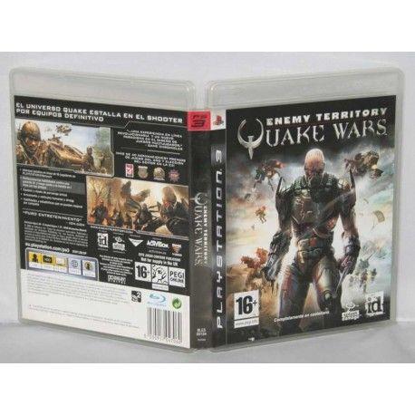 Enemy Territory: Quake Wars PS3