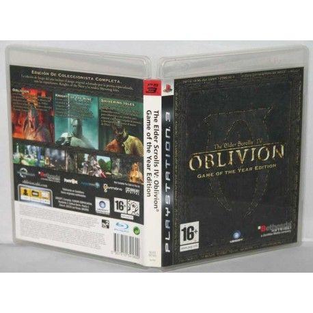 THE ELDER SCROLLS IV: OBLIVION GOTY PS3