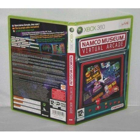 NAMCO MUSEUM Virtual arcade Xbox 360