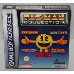 Pac-Man Collection GBA