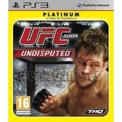 UFC Undisputed 2009 PS3