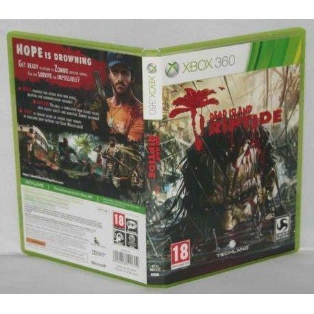 Dead Island: Riptide Xbox 360