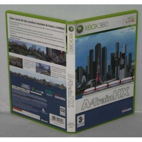 A-Train HX Xbox 360