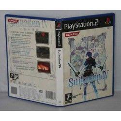 Suikoden 4 PS2