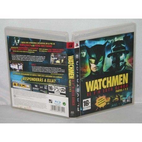 Watchmen: El fin está cerca Partes 1 y 2 PS3