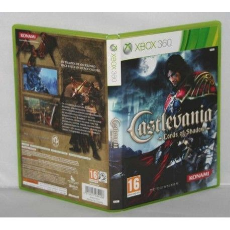 Castlevania: Lords of Shadow Xbox 360
