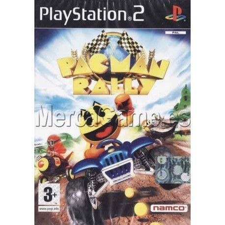 Pac-Man Rally PS2