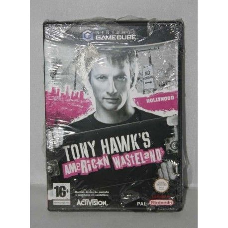Tony Hawk's American Wasteland GameCube