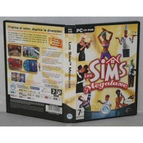 Los Sims Megaluxe PC