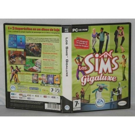 los Sims Gigaluxe PC