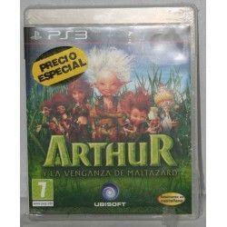 Arthur y la venganza de Maltazard PS3