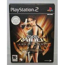 Lara Croft Tomb Raider: Anniversary Edición Coleccionista PS2